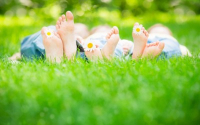La Réflexologie plantaire et les enfants