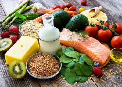 Les 12 principes d'une alimentation santé